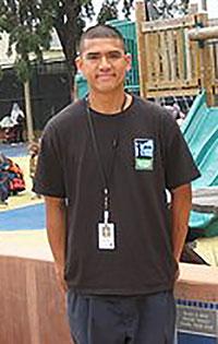 Alvin Torres – Upper Noe Facility Assistant