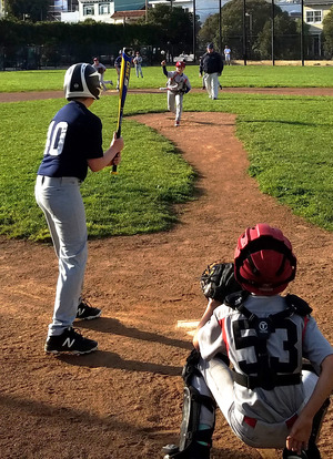 CYO youth baseball